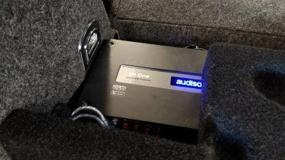 R32 Golf Audison BitOne Digital Sound Processor Install