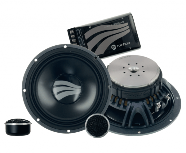 Rainbow GL-C6.2 component speakers from JC Installs in Christchurch