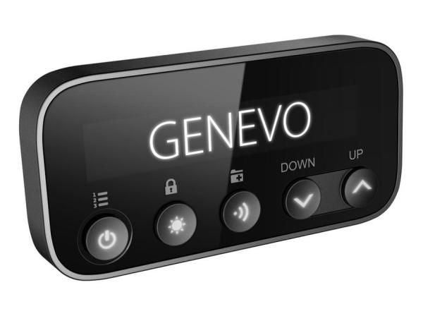 Genevo Pro NZ Stealth Radar Detector Stealth Installed from JC Installs in Christchurch