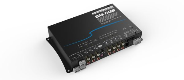 AudioControl dm-608 processor digital sound processor from JC Installs in Christchurch