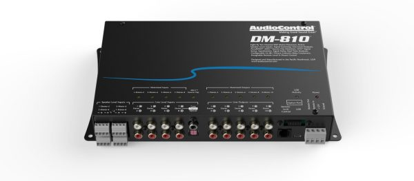 AudioControl dm-810 digital sound processor from JC Installs in Christchurch