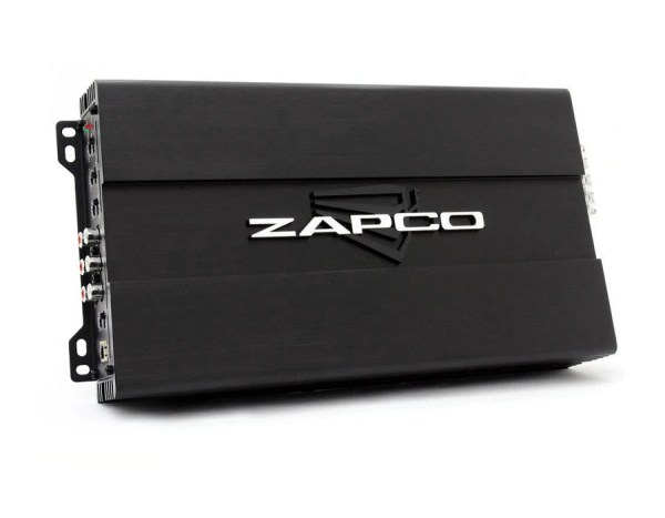 Zapco ST-4X P 4 channel amplifier from JC Installs in Christchurch