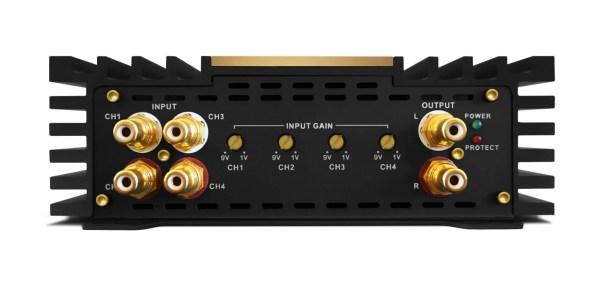 Zapco Z-150.4 AP 4 x 150 rms amplifier from JC Installs in Christchurch