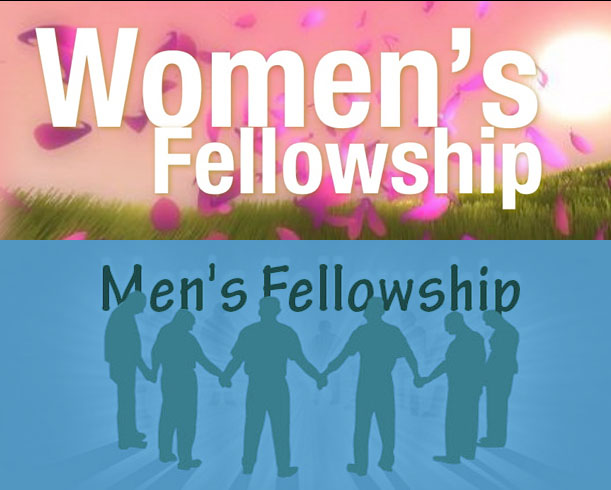 Women's/Men's Fellowship, July 15
