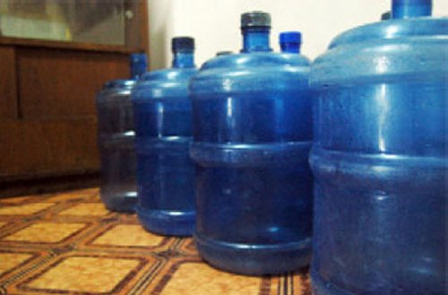 Rain Water Containers Spigot