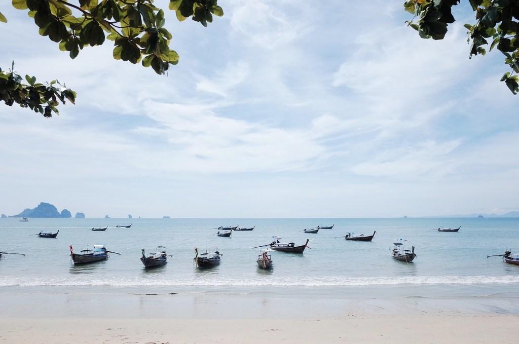 旅行|Krabi 隨影,日常隨筆