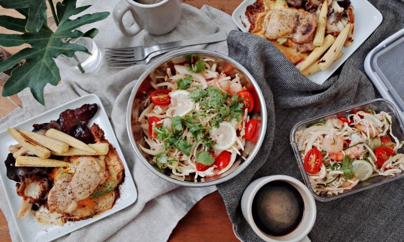 低碳料理,健康吃也能輕鬆做| OXO 讓蔬食變出更多繽紛樣貌