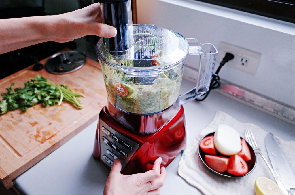全新美國 Oster DualPro 智慧雙向全能調理機|一機多用廚房萬能小幫手