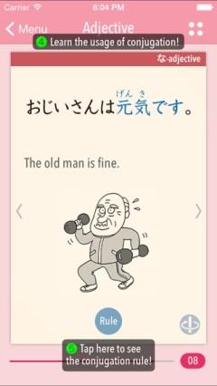 Genki Conjugation