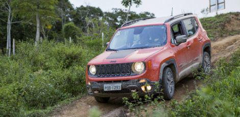 Em junho, a Jeep vai lançar uma nova versão de entrada do Renegade que vai custar a partir de R$ 66.900 / Foto: Divulgação