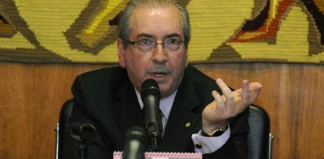 O processo foi remetido para a primeira instância em Curitiba, pois Cunha perdeu foro privilegiado / Luis Macedo/Divulgação