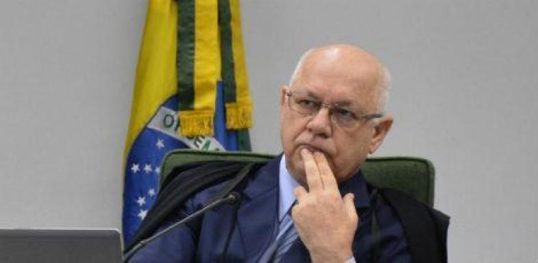 Ministro do STF Teori Zavascki / Foto: Valter Campanato Agência Brasil