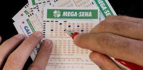 A quina saiu para 124 apostas, que levaram um prêmio de R$ 43.174,39 / Reprodução