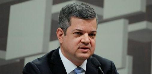 Alexandre Barreto, novo presidente do Cade / Foto: Edilson Rodrigues/Agência Senado