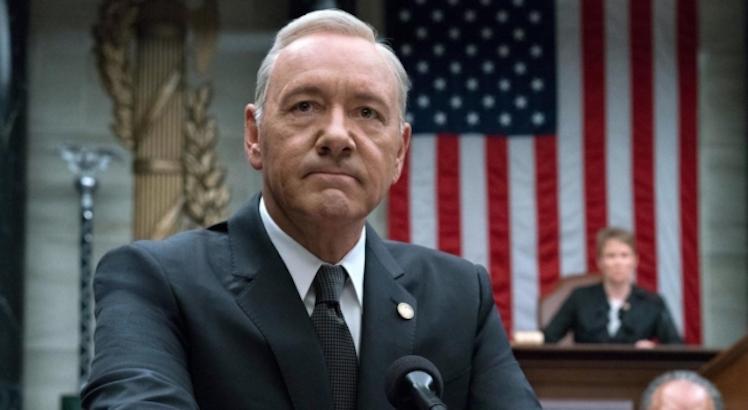 Kevin Spacey é acusado de assédio sexual e é demitido da Netflix