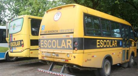 Resultado de imagem para Detran inicia inspeções obrigatórias em transportes escolares em Pernambuco
