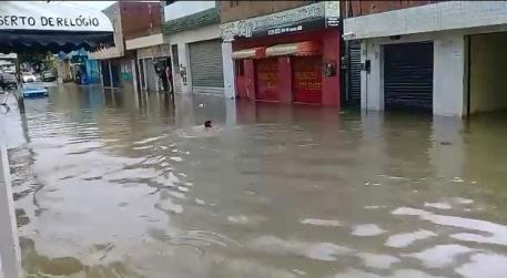 Image result for chuvas em Caruaru
