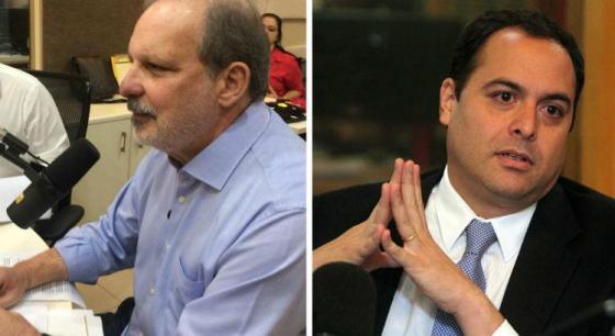 Armando tem o apoio de mais prefeitos do que Paulo Câmara entre os municípios levantados / Fotos: JC Imagem