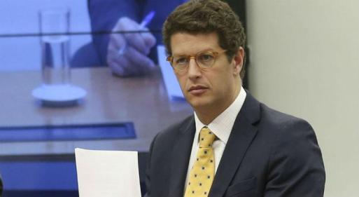 Resultado de imagem para Ministro Ricardo Salles corta 24% do orçamento do Ibama