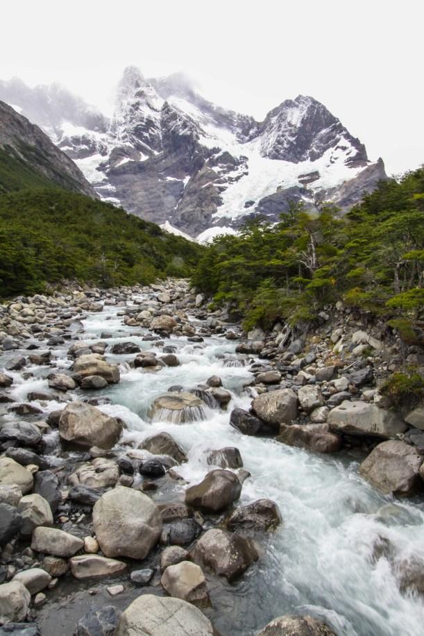Valle del Francés - Paine Grande - Torres del Paine