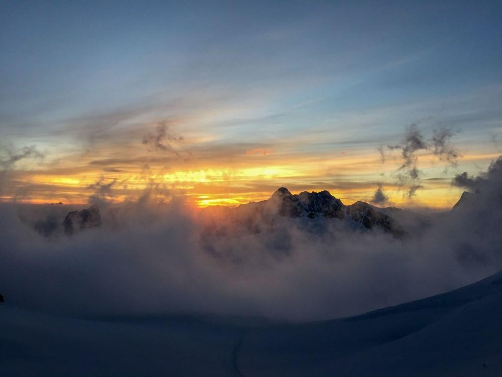 alpes suizos - jungfraujoch