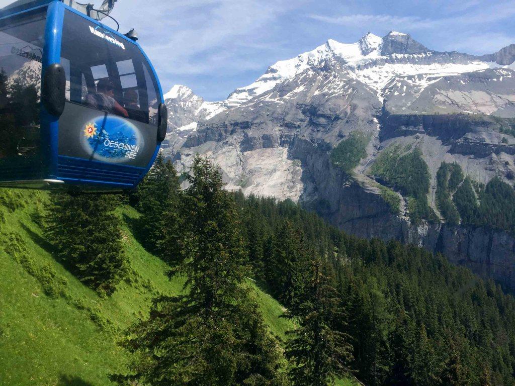 Swiss Alps - oeschinensee