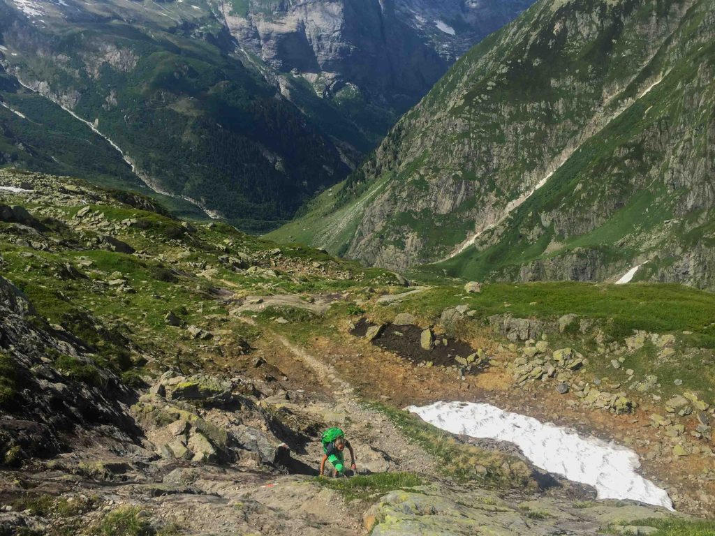 alpes suizos - gaulihutte