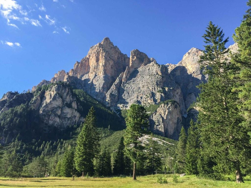 alpes italianos - val badia
