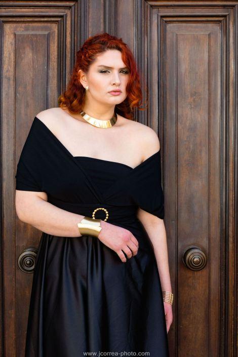 Cliente: Casa de Moda de Santiago Modelo: Gabrielle Sanginetto Maquillaje: Airam viviana ferrera rojas