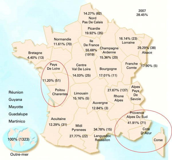 Neonatal screening for sickle cell disease in France ...