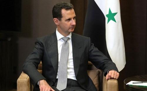 Bechar al Assad