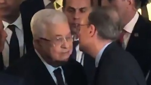 Ben Ami and Abbas