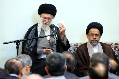 Ali Khamenei, Mohamed Alavi