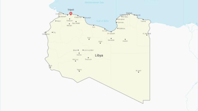 ארגון המדינה האסלאמית מקים בסיס חדש בלוב