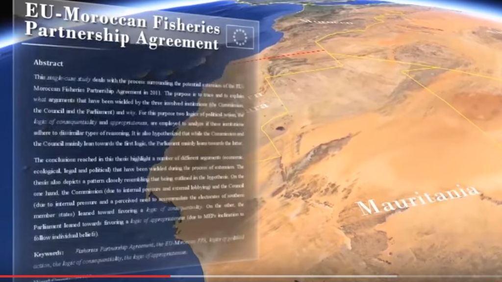 סרטון: הסטנדרטים הכפולים של אירופה  (אנגלית)