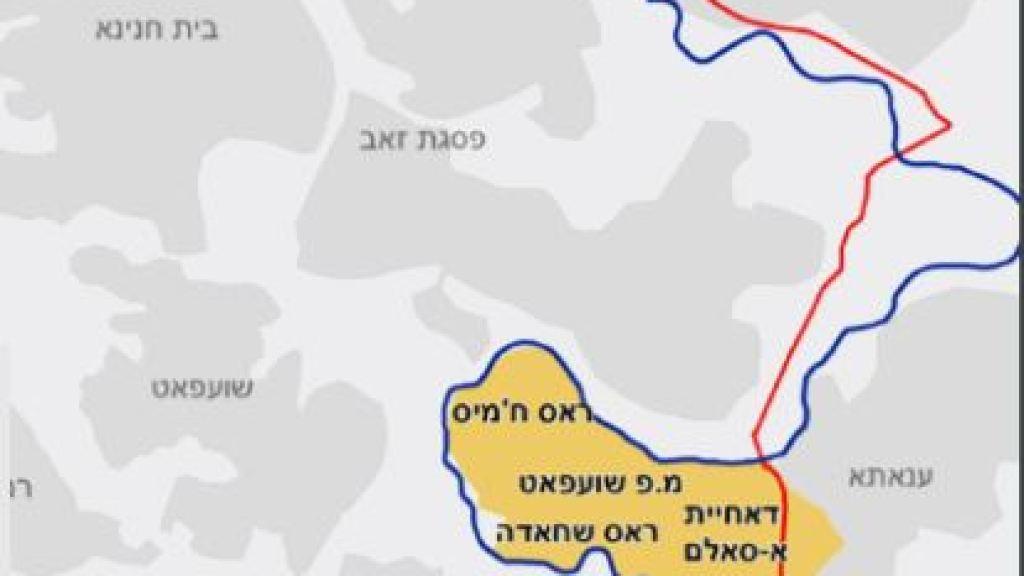 חשיפה: על המתרחש ב'שטח ההפקר' הירושלמי – השכונות הערביות שמעבר לגדר הביטחון