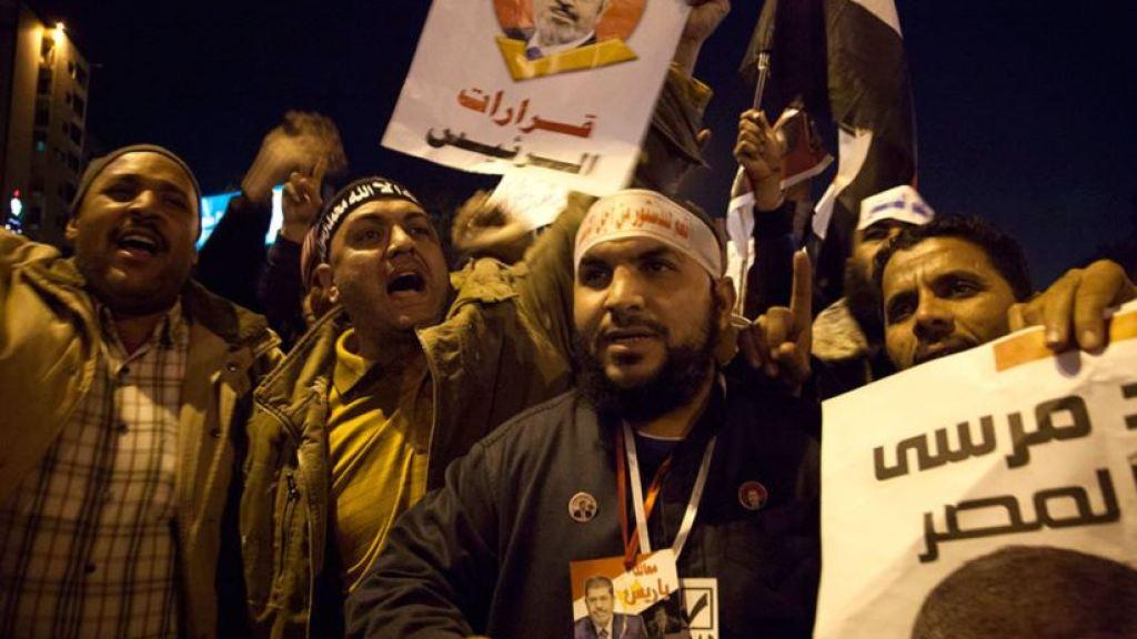 """תנועת """"האחים המוסלמים"""" מתחילה להתקפל בפני טראמפ"""
