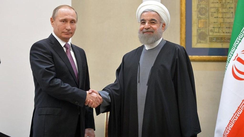 איראןמנסה להיאחז בסוריה