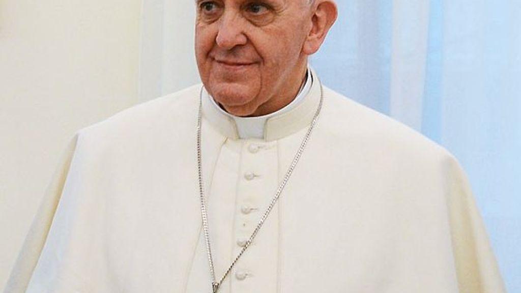 האם האפיפיור בדרך לביקור?