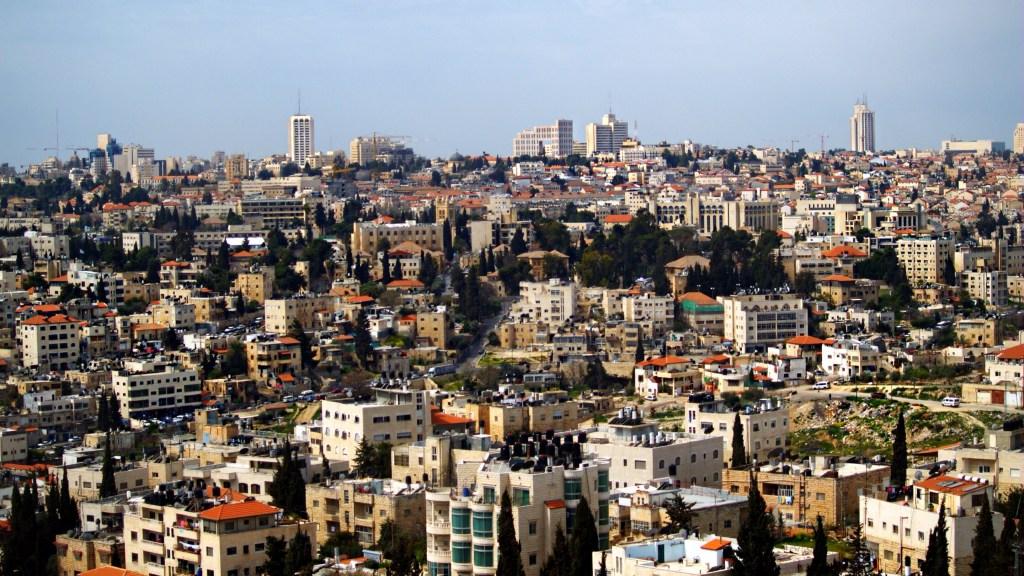 המחסור בהנהגה אזרחית ערבית בירושלים