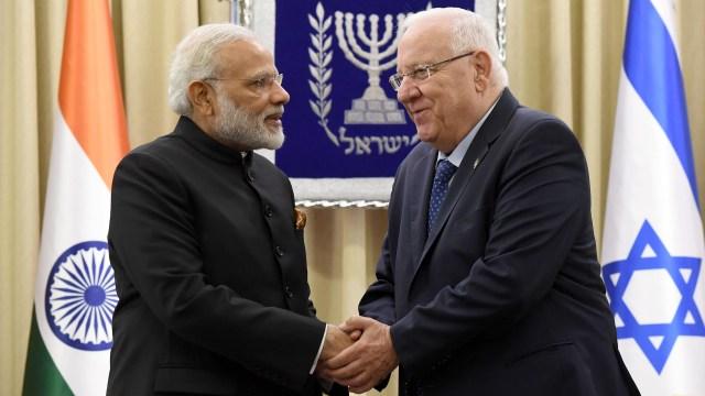 סיכום ביקור מודי בישראל
