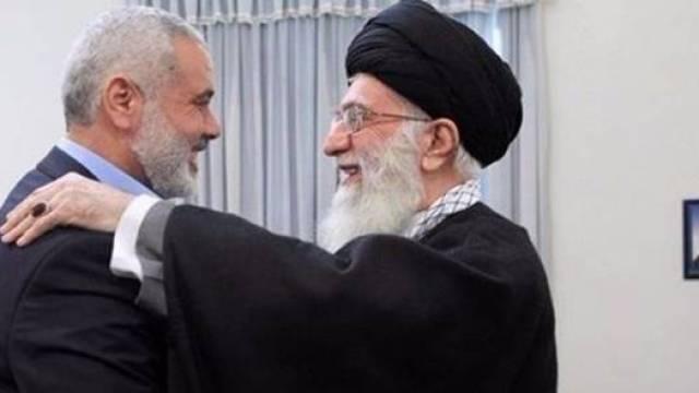 חמאס חוזר לברית עם איראן