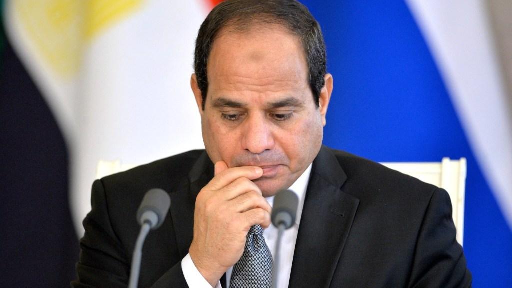 """מצרים: בין ארה""""ב לרוסיה"""