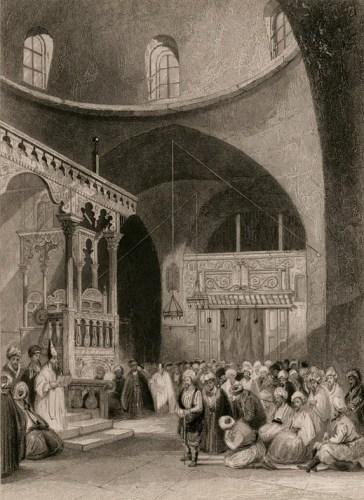בית כנסת בירושלים