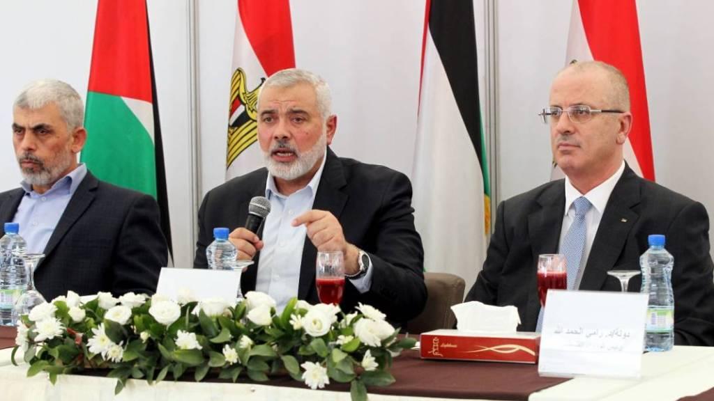 החמאס חושש: הסכם הפיוס יחשוף את ארסנל הארגון