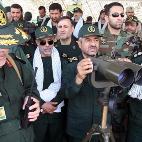 התמוטטות הציר האנטי איראני