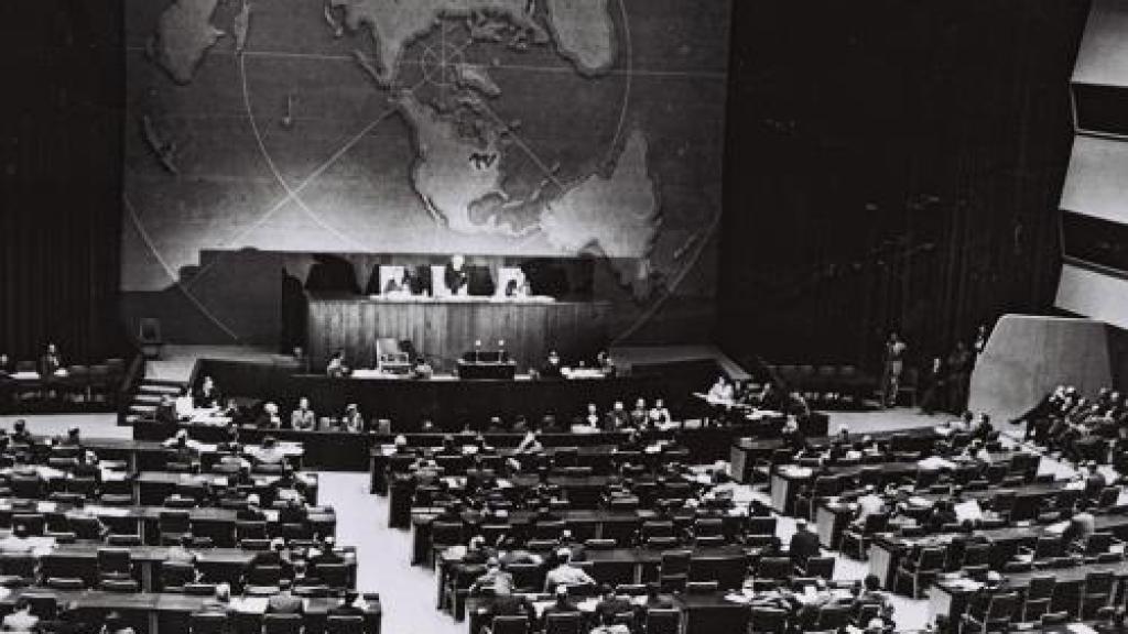 """הנוסח המלא: החלטת האו""""ם 181"""