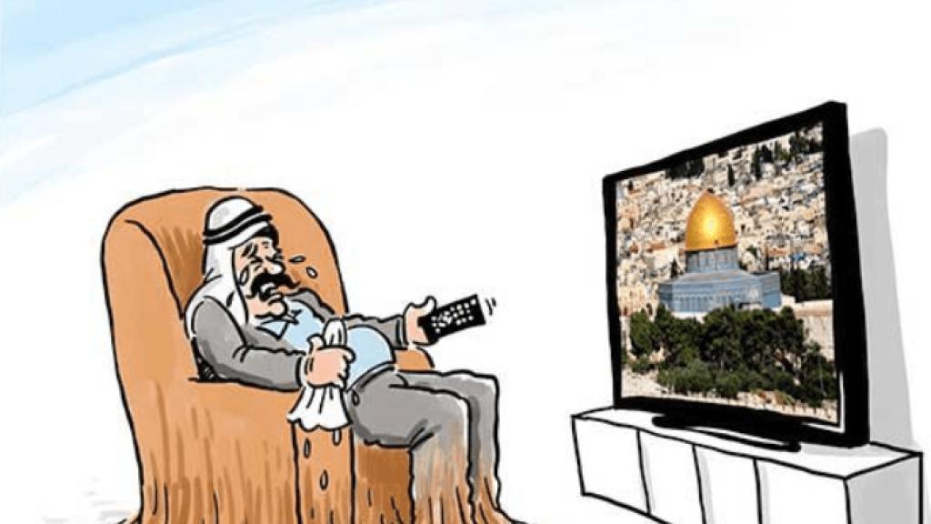 עבאס יוצא לעימות מול טראמפ