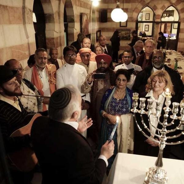 פורץ דרך: ביקור המשלחת הבחיירנית בישראל