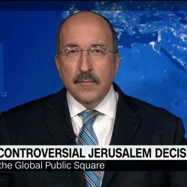 גולד ב-CNN: על הפלסטינים להבין את המציאות